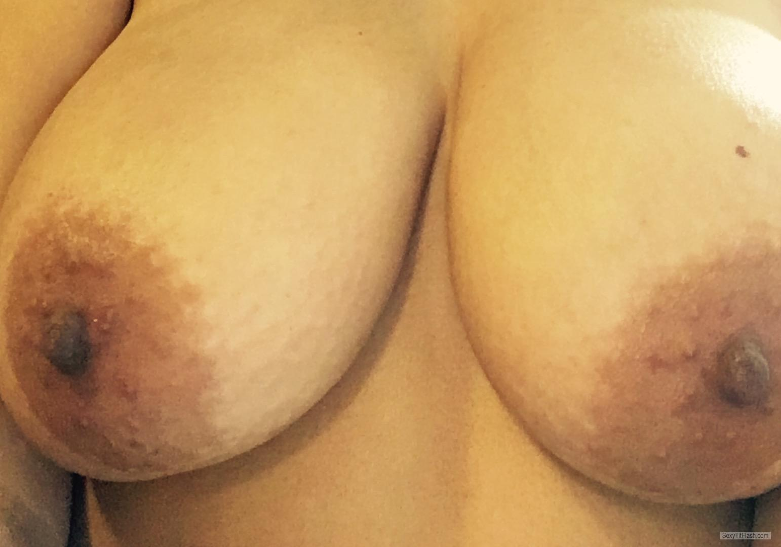 My Big Tits Selfie by Hot Latina